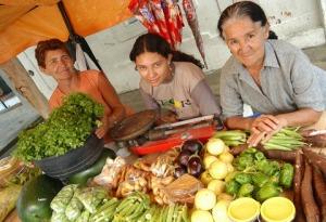 """Feira de Prod. Organicos Sert""""o do Pajeu - Pernambuco"""