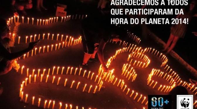 Hora do Planeta 2014 – O que é e resultados
