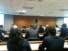 Auditório CNI - Brasília Seminário de Tecnologias Limpas