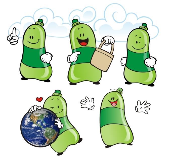 Hoje é dia de trazer sua PET – campanha de reciclagem
