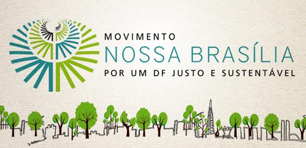 Movimento Nossa Brasília discute cidades sustentáveis na UnB